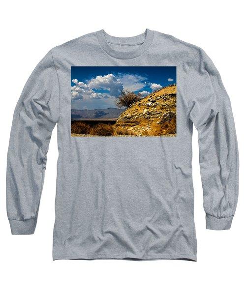 The Hilltop Long Sleeve T-Shirt