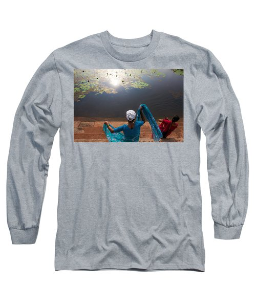 The Holy Pond Long Sleeve T-Shirt