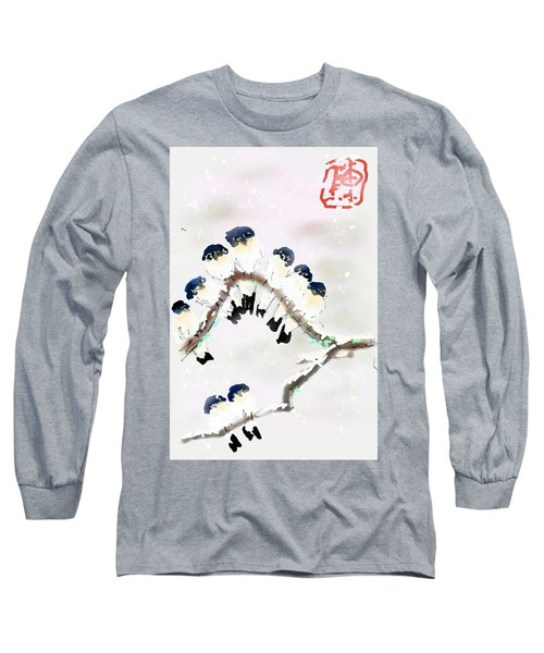 The Huddle Long Sleeve T-Shirt