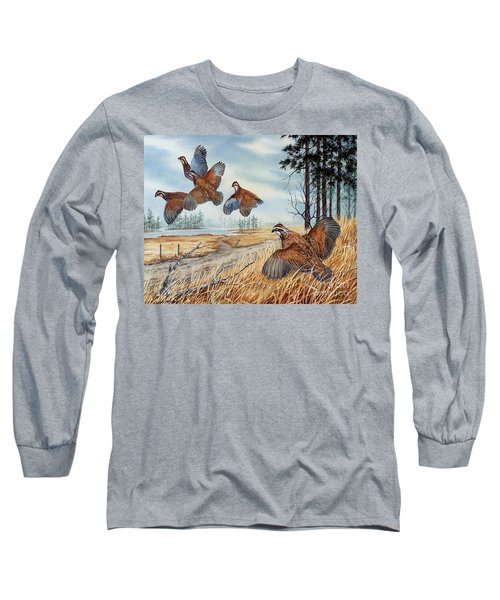 The Hunt  Sold Long Sleeve T-Shirt