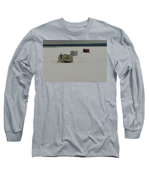 The Huts Long Sleeve T-Shirt