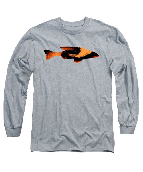 The Industrial Fish Long Sleeve T-Shirt
