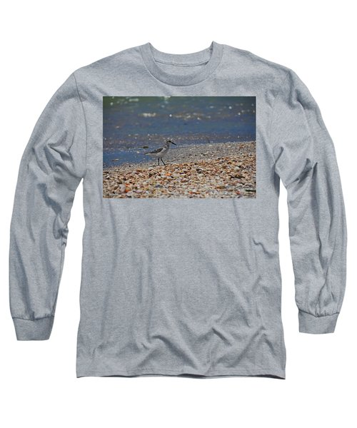 Long Sleeve T-Shirt featuring the photograph The Intellectual I by Michiale Schneider