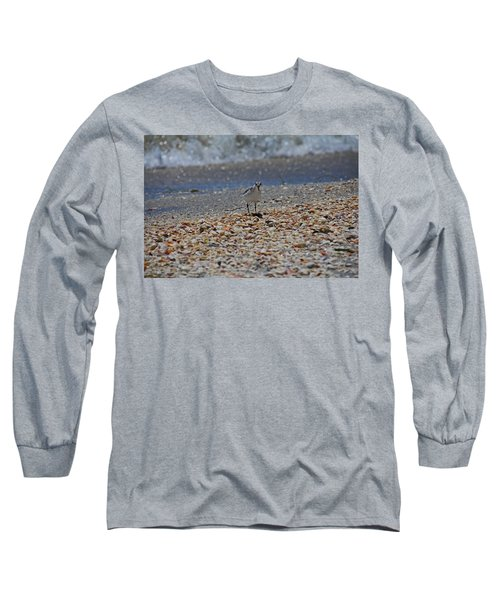 Long Sleeve T-Shirt featuring the photograph The Intellectual II by Michiale Schneider
