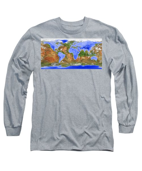The Inverted World Long Sleeve T-Shirt