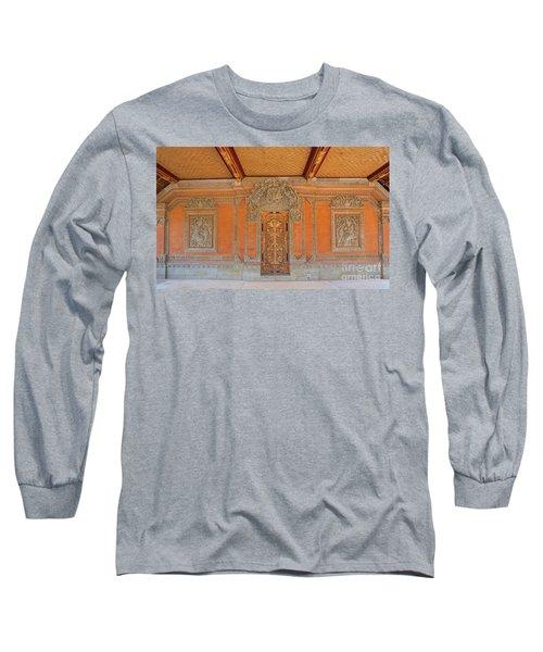 The Island Of God #1 Long Sleeve T-Shirt