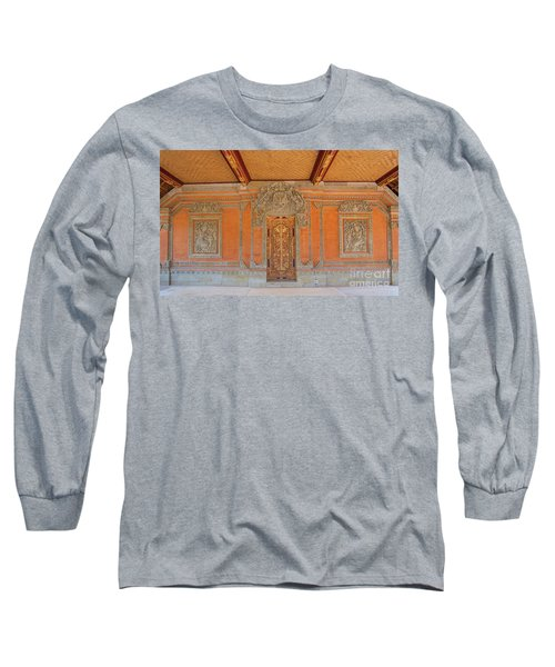 The Island Of God #1 Long Sleeve T-Shirt