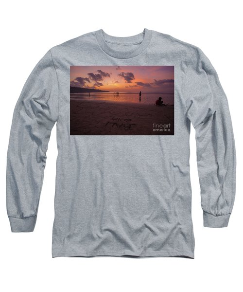 The Island Of God #15 Long Sleeve T-Shirt
