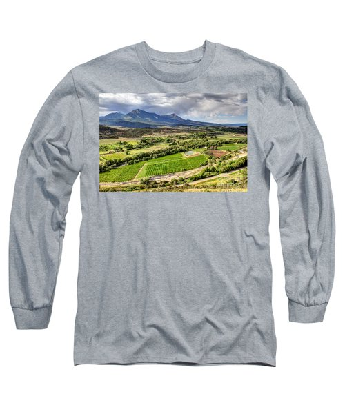 The Jewel Of The North Fork Long Sleeve T-Shirt