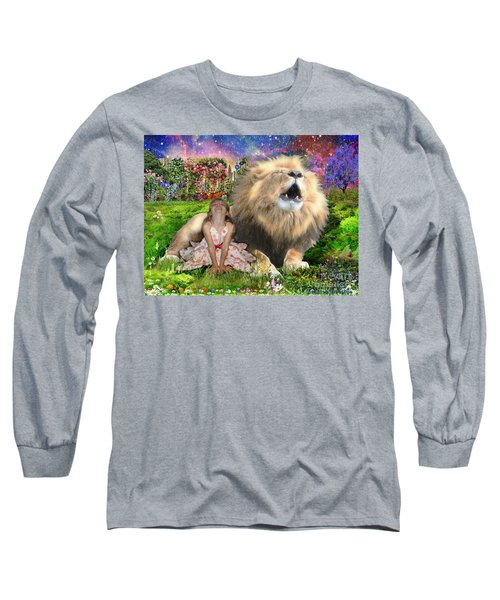 The King And I Long Sleeve T-Shirt