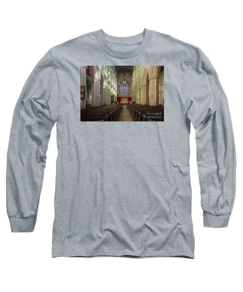 The Knave Long Sleeve T-Shirt by David  Hollingworth