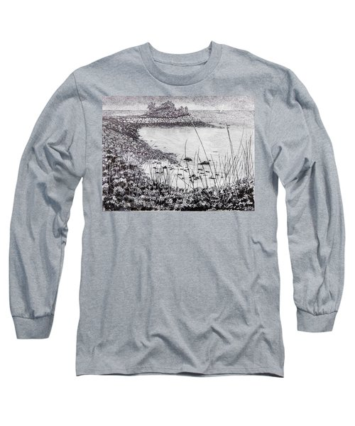 The Knob Long Sleeve T-Shirt