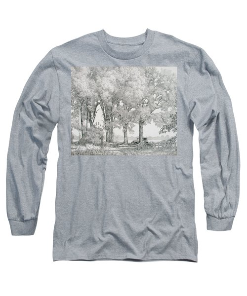 The Land Long Sleeve T-Shirt