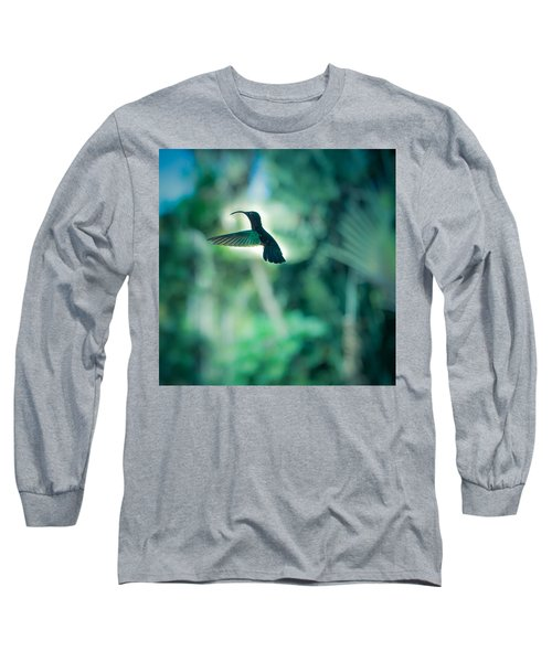 The Levitation Long Sleeve T-Shirt
