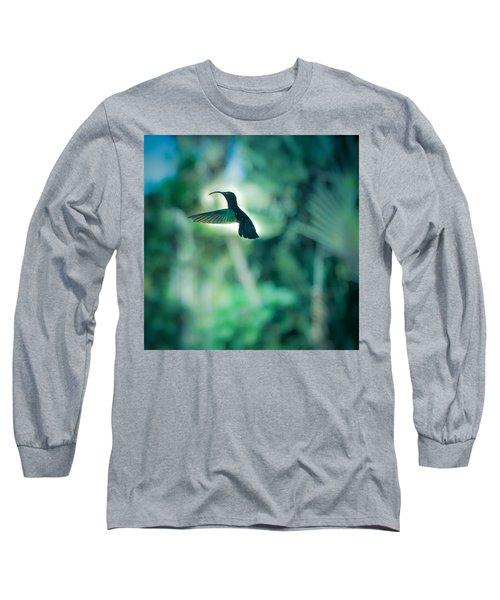 The Levitation Long Sleeve T-Shirt