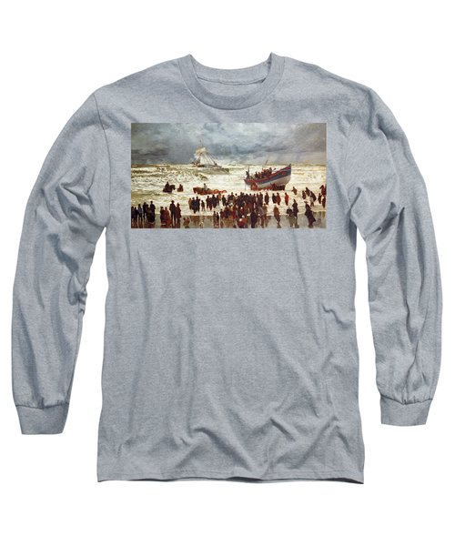 The Lifeboat Long Sleeve T-Shirt