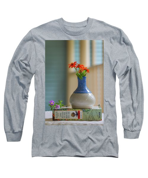 The Little Vase Long Sleeve T-Shirt