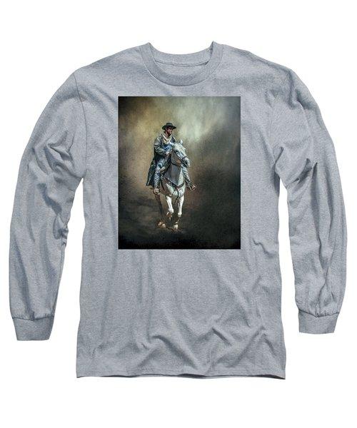 The Lone Drifter Long Sleeve T-Shirt
