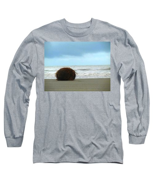 The Lonely Coconut Long Sleeve T-Shirt