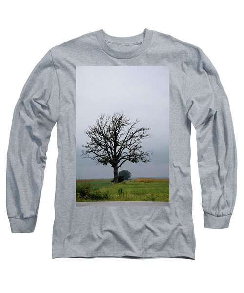 The Lonely Tree Long Sleeve T-Shirt