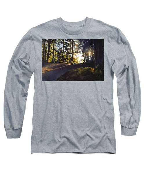 The Long Way Home Long Sleeve T-Shirt