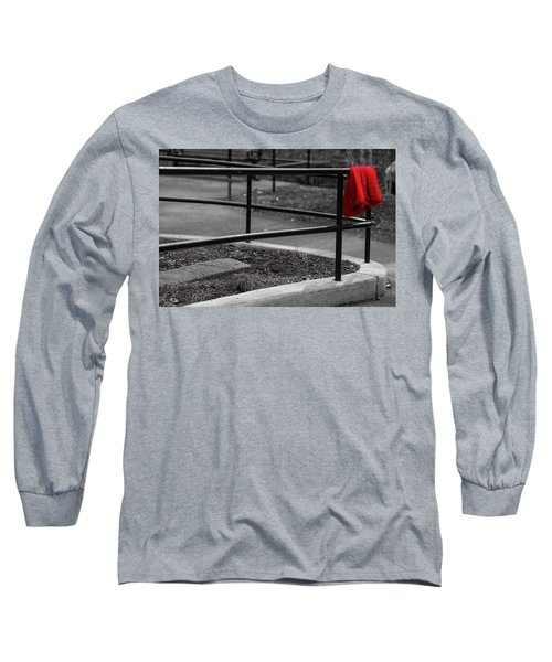 The Lost Red Jacket Long Sleeve T-Shirt