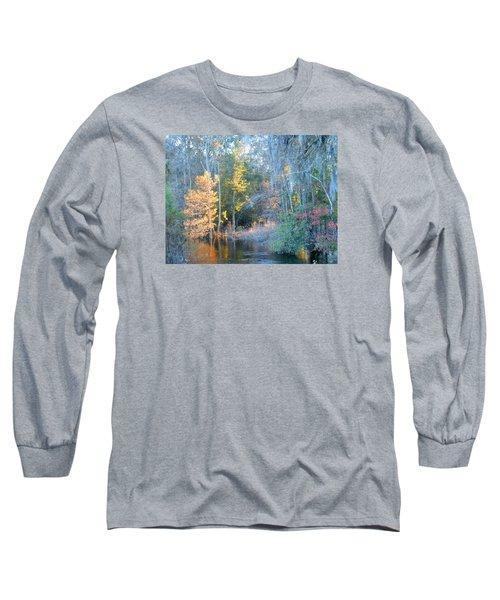 The Magic Of Autumn Sunshine Long Sleeve T-Shirt