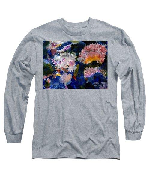 The Magic Of Flowers Long Sleeve T-Shirt