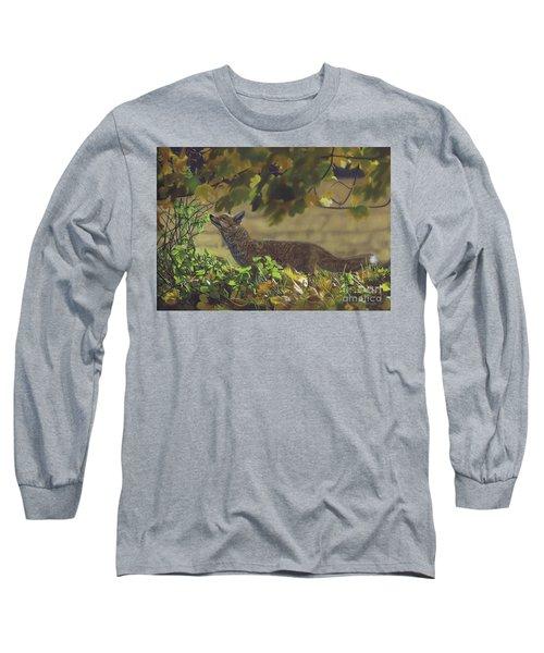 The Fantastic Mr Fox Long Sleeve T-Shirt