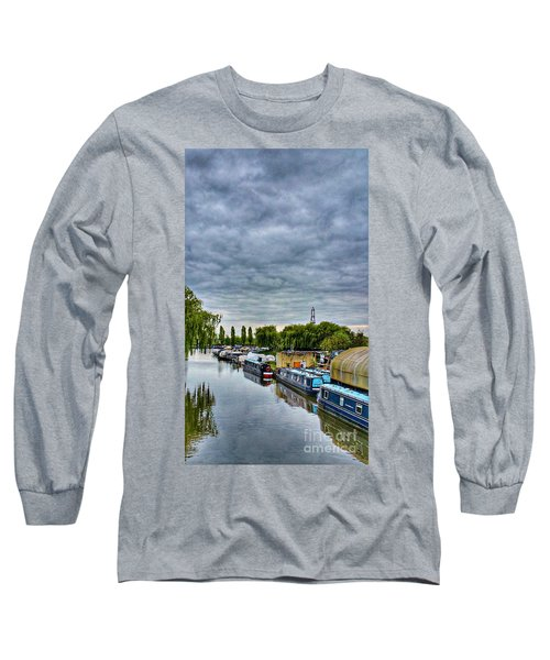 The Marina Long Sleeve T-Shirt