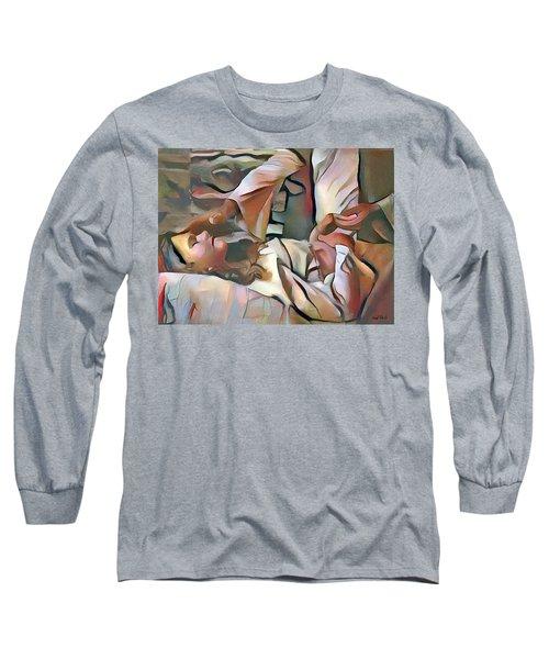 The Master's Hands - Healer Long Sleeve T-Shirt