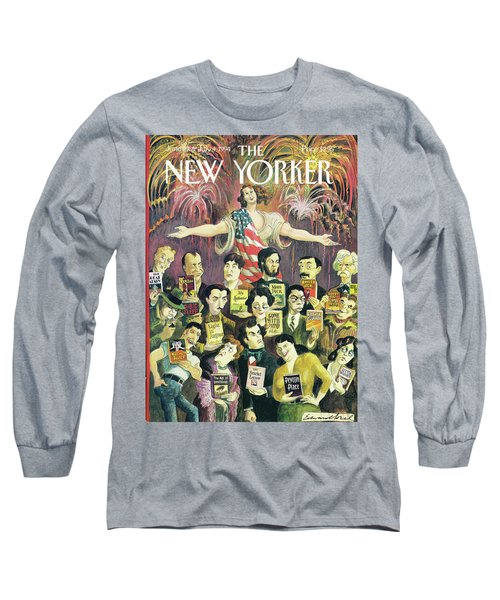 New Yorker June 27th, 1994 Long Sleeve T-Shirt
