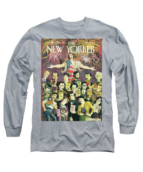New Yorker June 27th, 1994 Long Sleeve T-Shirt