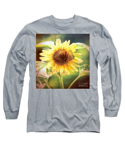 The Merge Long Sleeve T-Shirt by Tina LeCour