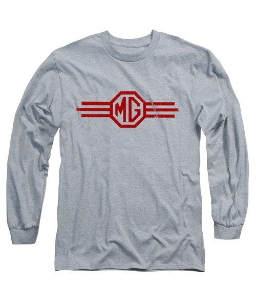 The Mg Sign Long Sleeve T-Shirt