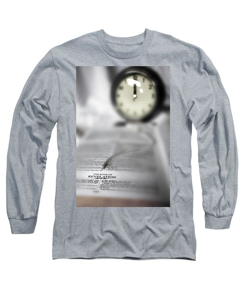 The Midnight Cry Long Sleeve T-Shirt