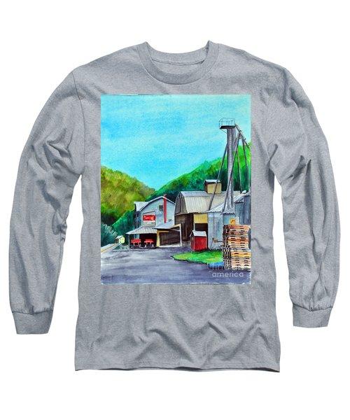 The Mill At Shade Gap II Long Sleeve T-Shirt