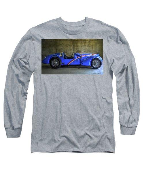 The Million Franc Car Long Sleeve T-Shirt by Josh Williams