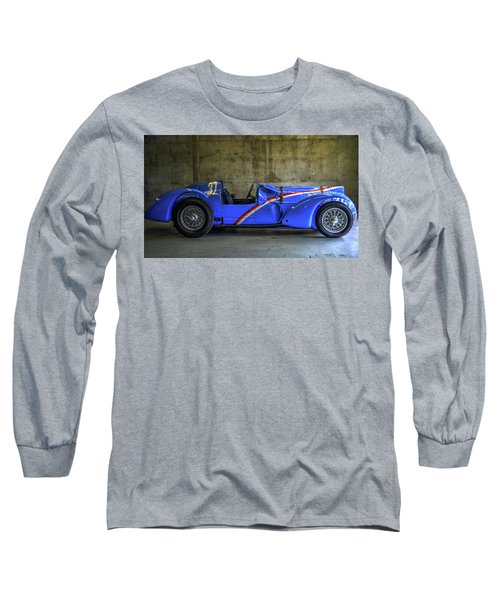 The Million Franc Car Long Sleeve T-Shirt