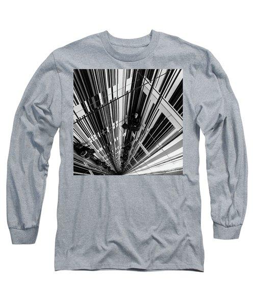 The Mirror Room Long Sleeve T-Shirt by Karen Lewis