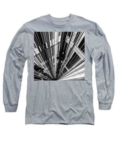 The Mirror Room Long Sleeve T-Shirt