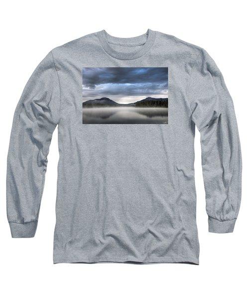 The Moods Of Fish Lake Long Sleeve T-Shirt