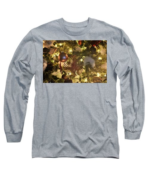 The Most Important Tree Long Sleeve T-Shirt by John Glass