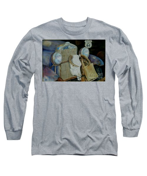 The Mother Road Long Sleeve T-Shirt