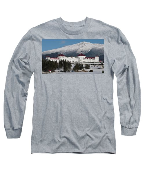The Mount Washington Hotel Long Sleeve T-Shirt