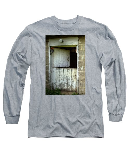 The Mr Ed Door Long Sleeve T-Shirt