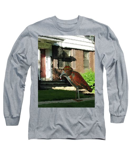 The Neighbor Lady Long Sleeve T-Shirt