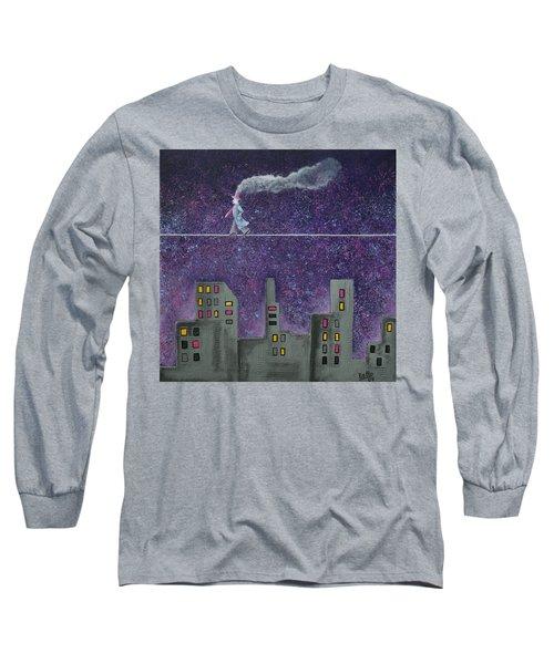 The Noctambulant  Long Sleeve T-Shirt