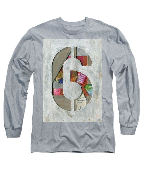 The Number 6 Long Sleeve T-Shirt