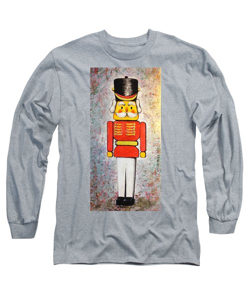 The Nutcracker Long Sleeve T-Shirt by Victor Minca